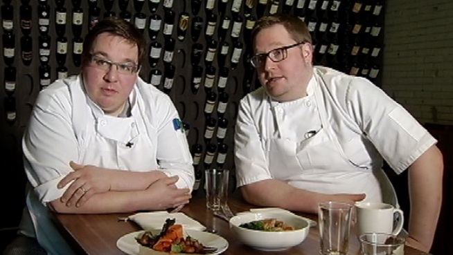 Mike and Patrick Sheerin provide a preview of what they'll be dishing up at Baconfest 2013.