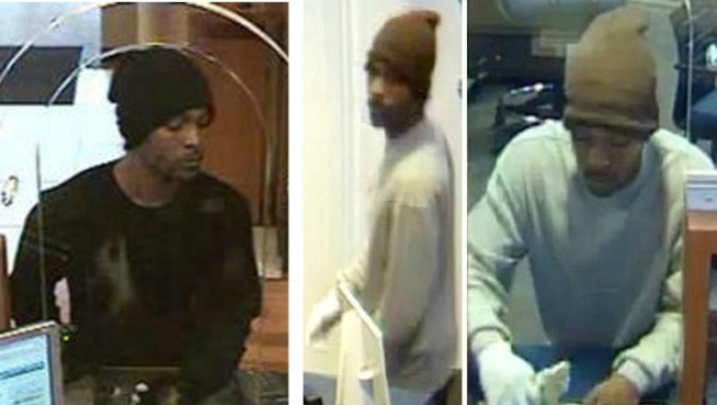 Wicker Park Bandit Hits Ninth Bank: Cops