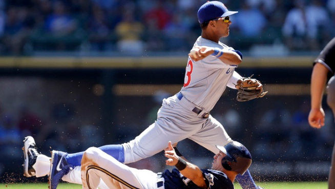 Brewers Beat Cubs, Complete Sweep