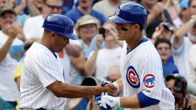 Rizzo's First HR of the Season Lifts Cubs 3-2