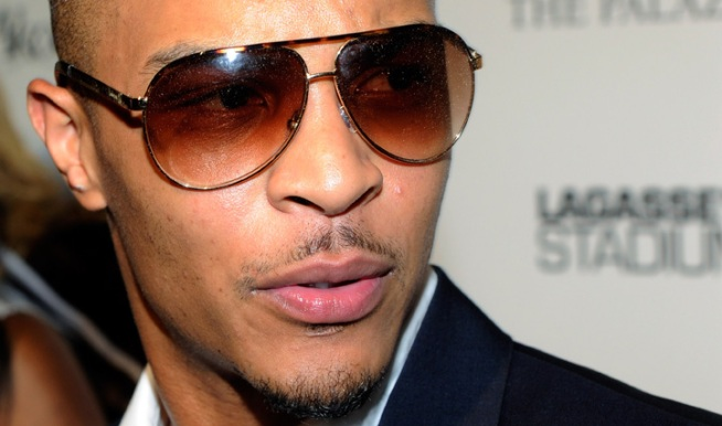 Lawyer: T.I. Back In Federal Custody