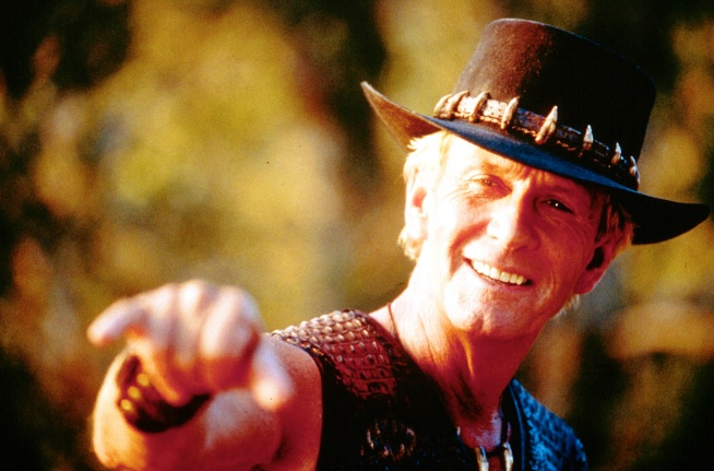 """Crocodile Dundee"" Finally Pays His Tax Bill"