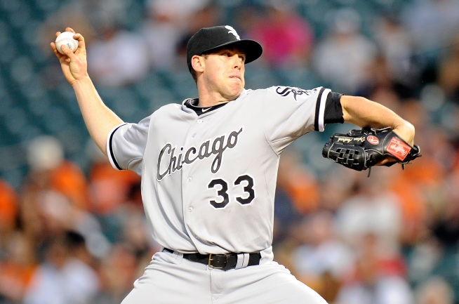 White Sox Pound Orioles 8-1