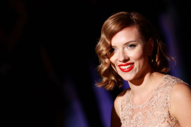 Scarlett Johansson talks about her next project,