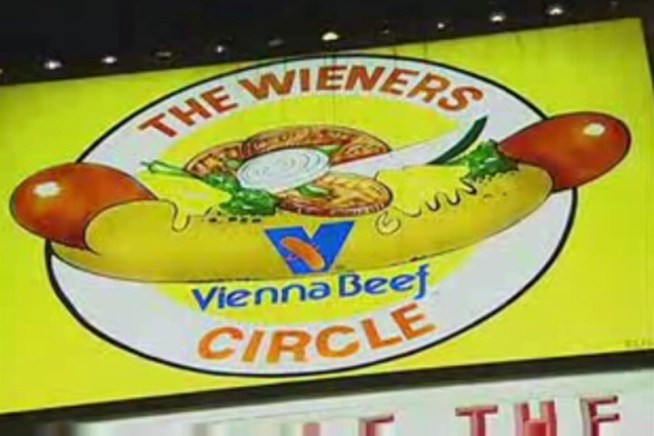 Election Wiener Is...Wieners Circle