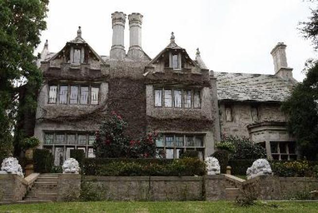 Legionnaires' Disease Bacteria Hits Playboy Mansion