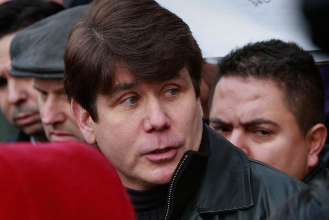 Get Your Tickets To Blagojevich Night