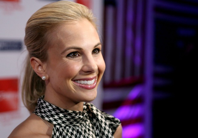 "Elisabeth Hasselbeck Returns to ""The View"""