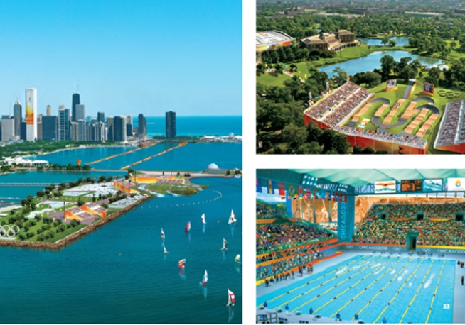 Chicago 2016 Venue Plans