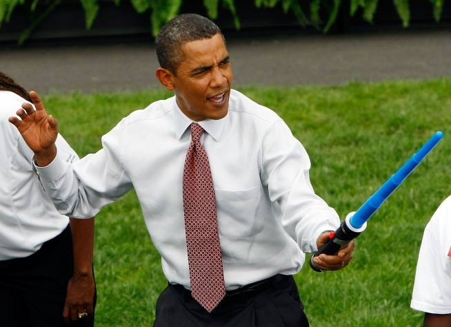 Obama Takes a Stab at the Olympic Bid