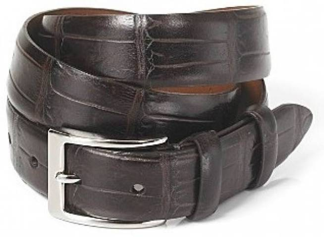Webster Leather Belt