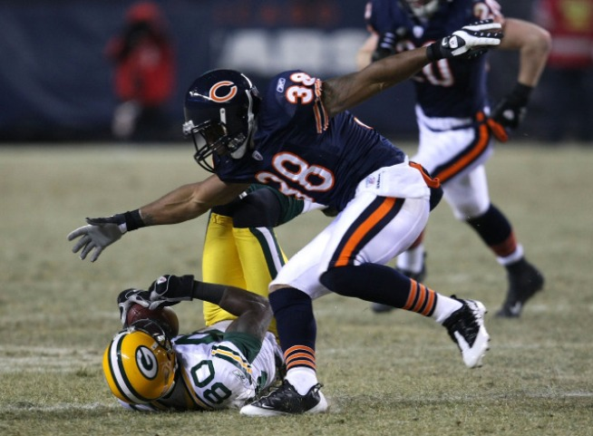 Bears Secondary Slowly Repairs