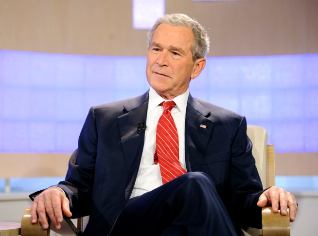 "Bush ""Appreciates"" Kanye West's Apology, Talks Mortgage Crisis"