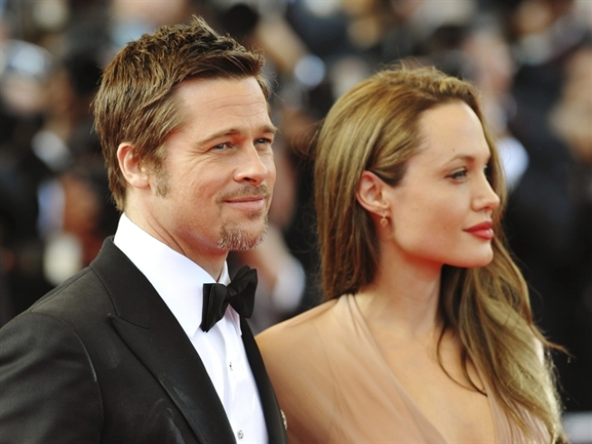 Brangelina Ignores Breakup Rumors