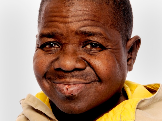 "Gary Coleman Suffers Seizure on ""The Insider"" Set"