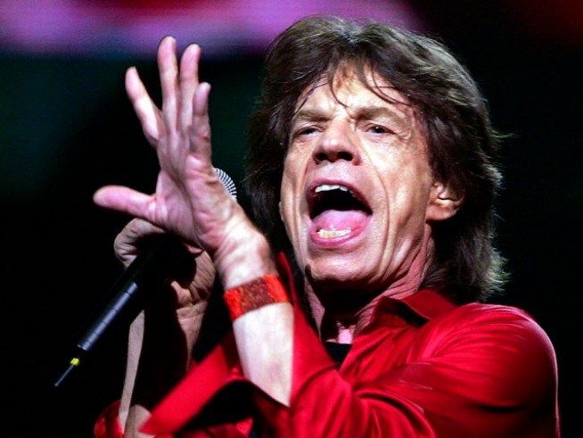 Larry King to Interview Mick Jagger Next Week