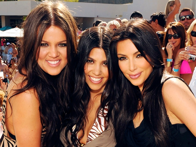 The Kardashian Sisters' Photo Album: Miami Edition