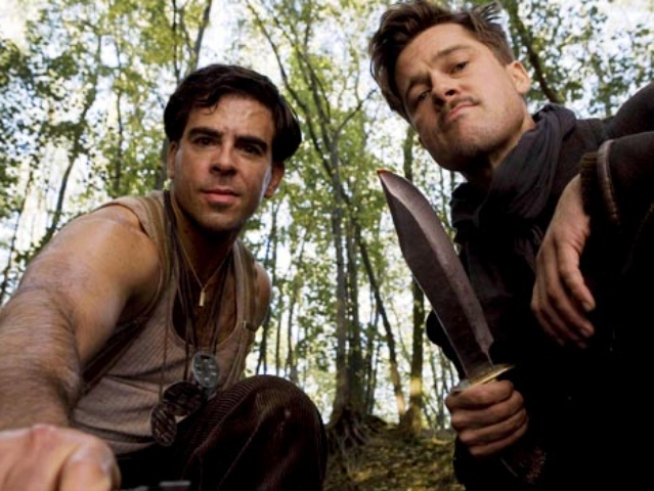 "Tarantino's ""Basterds"" Earns Glorious $37.6M"
