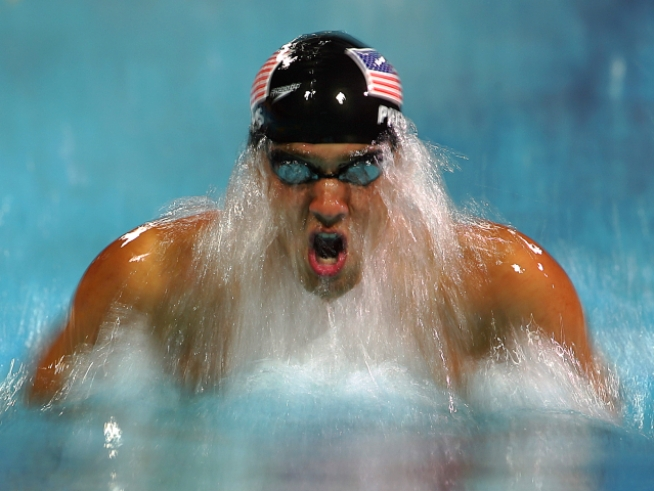 Michael Phelps Is Human After All