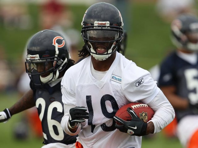PHOTOS: Chicago Bears Training Camp Action