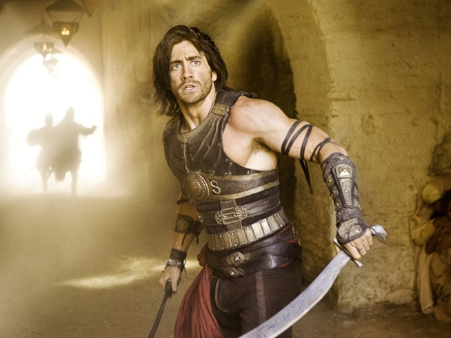 """Prince of Persia,"" ""Toy Story 3"" Headed to ShoWest"
