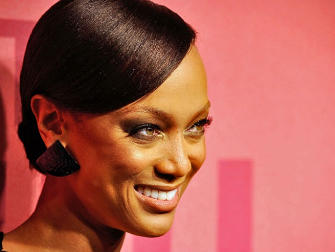 Tyra Banks: America's Next Top Author