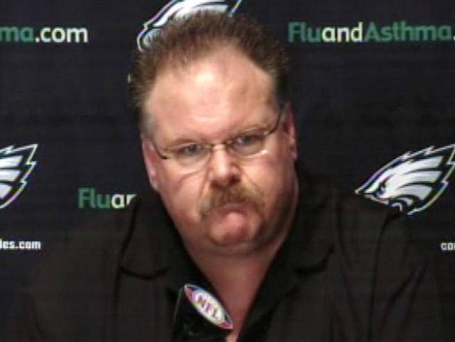 Eagles coach Andy Reid explains why he felt compelled to deal Donovan McNabb after 11 years in Philly. And, Reid explains what the deal means for McNabb and D.C.
