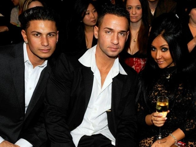 Snooki, Pauly D, and The Situation have some advice on how to get that
