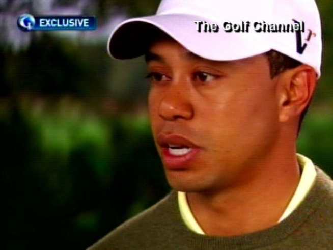 Tiger gives his first two interviews since his cheating scandal broke.