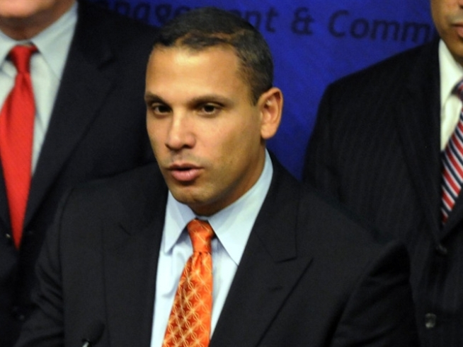 Chicago Public School CEO Ron Huberman says he's not leaving anytime soon.