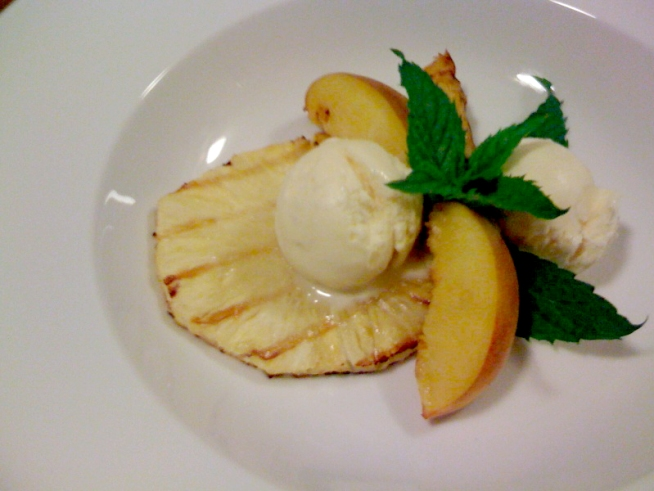 Sizzlin' Summer: Grilled Fruit