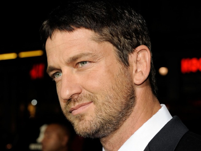 Gerard Butler Goes Back to War on Big Screen