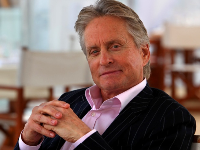 "Michael Douglas: at First Not Sure Shia LaBeouf ""Had the Chops"" for ""Wall Street"" Sequel"