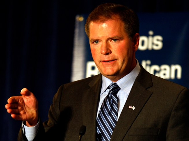 GOP Hopeful Brady: Ban Gay Marriages
