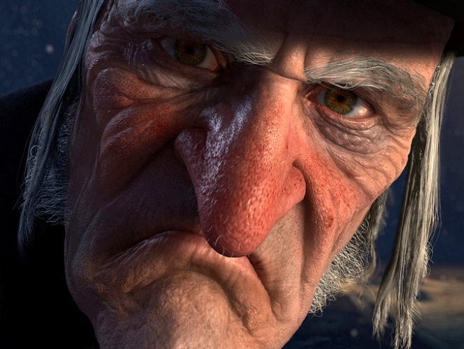 "Jim Carrey's ""Christmas Carol"" Wraps Up $31M"