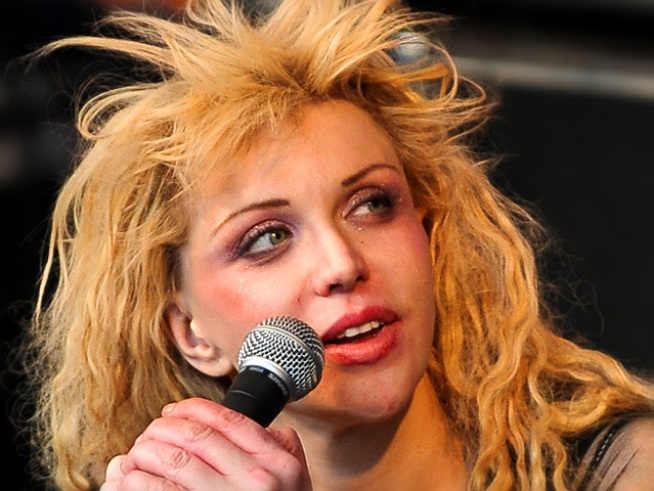 Courtney Love Talks Sex, Drugs & Losing Her Rock & Roll Money