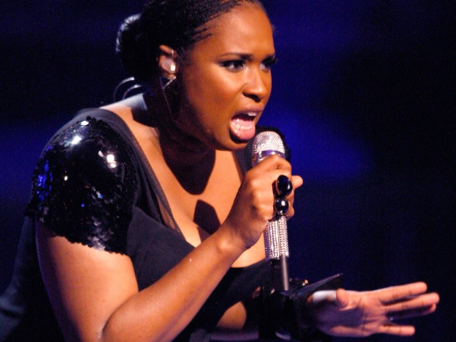 "Jennifer Hudson: My Son is ""Precious"""