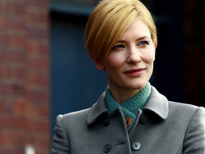 "Cate Blanchett Headed to ""The Hobbit"""