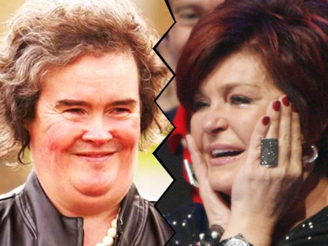 Sharon Osbourne Apologizes For Susan Boyle Slam After Kelly Gets Heat on Twitter