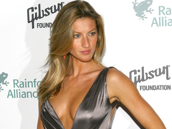 Gisele Bundchen Reemerges As Mom, Model & Mentor