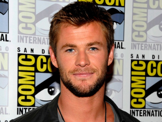 Chris Hemsworth Talks Bulking Up For 'Thor'