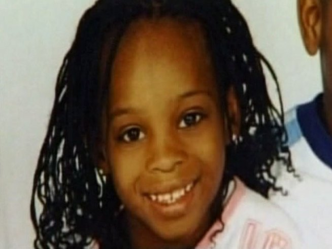 The family of a 9-year-old girl who died two years ago gathered Wednesday night to keep the keep the young girl's memory alive and to press the search for her killer.