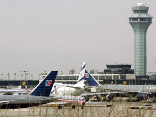 Michigan Man Tries to Board O'Hare Flight With Gun, says Police