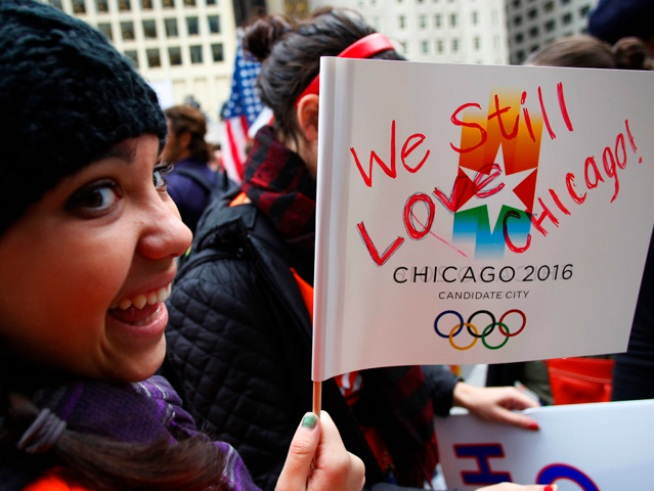 Photos: Olympic Shock