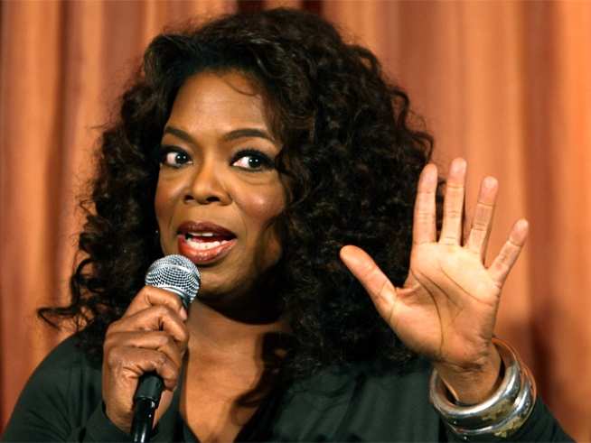 Trouble Brews in Oprah's TV Kingdom