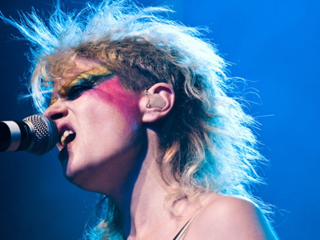 Rock Out to the Potty-Mouthed Lyrics of Peaches