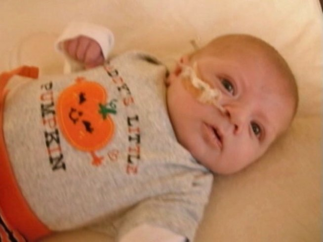Jan. 6, 2011: Baby Seth's doctor and parents talk about the miraculous progress in the struggle to save his life.