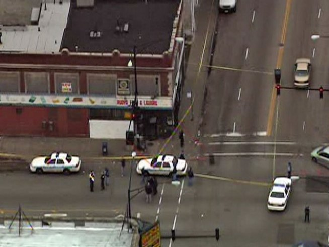 2 Dead, 2 Injured in Englewood Shooting