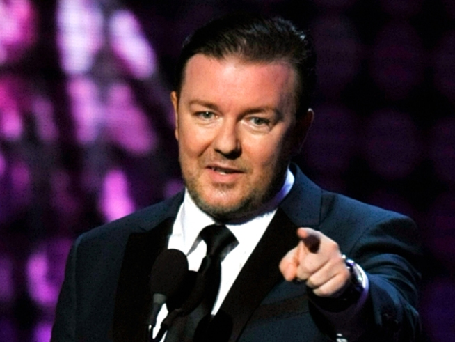 Ricky Gervais Headed to HBO in Animated Series