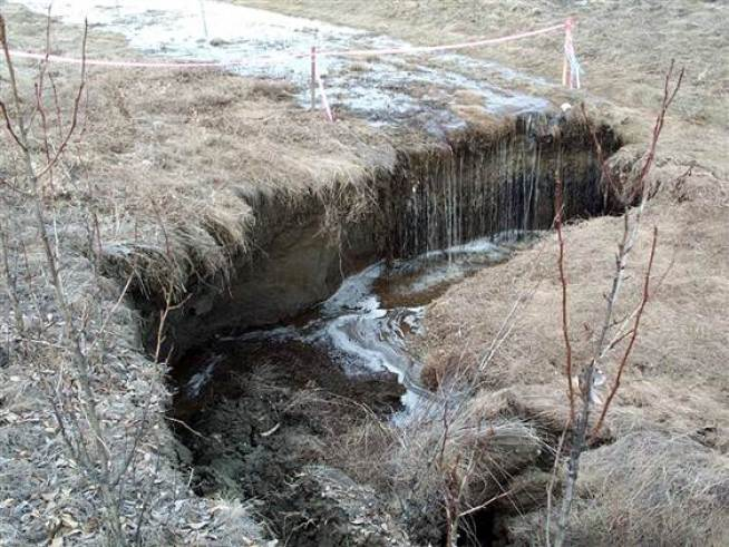 Permafrost in Name Only — Thaw Adds to Warming